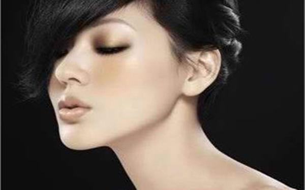 鼻尖整形前后效果对比