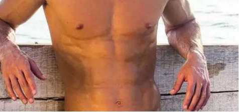 男生减肚子赘肉简单方法